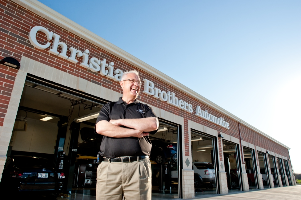Christian Brothers Automotive Franchise Owner